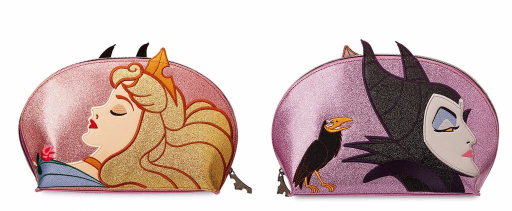 Disney Makeup Bags | Sleeping Beauty and Maleficent