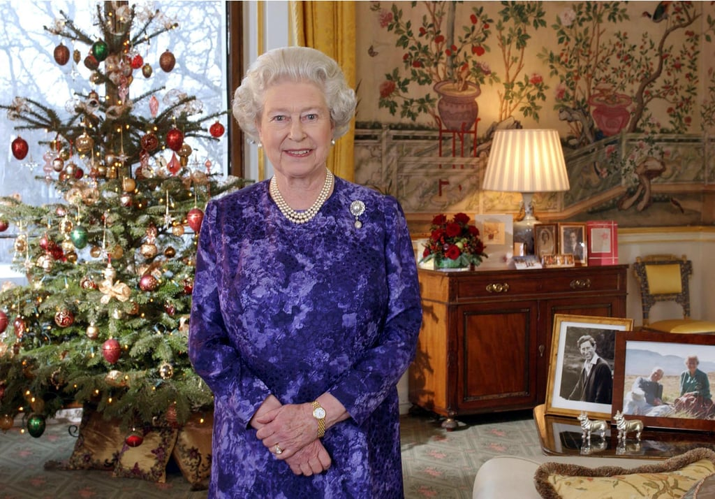 How The Royal Family Decorates For Christmas Popsugar Home