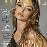 Bella and Gigi Hadid Vogue Cover March 2018