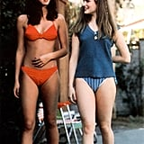 Phoebe Cates and Jennifer Jason Leigh, Fast Times at Ridgemont High