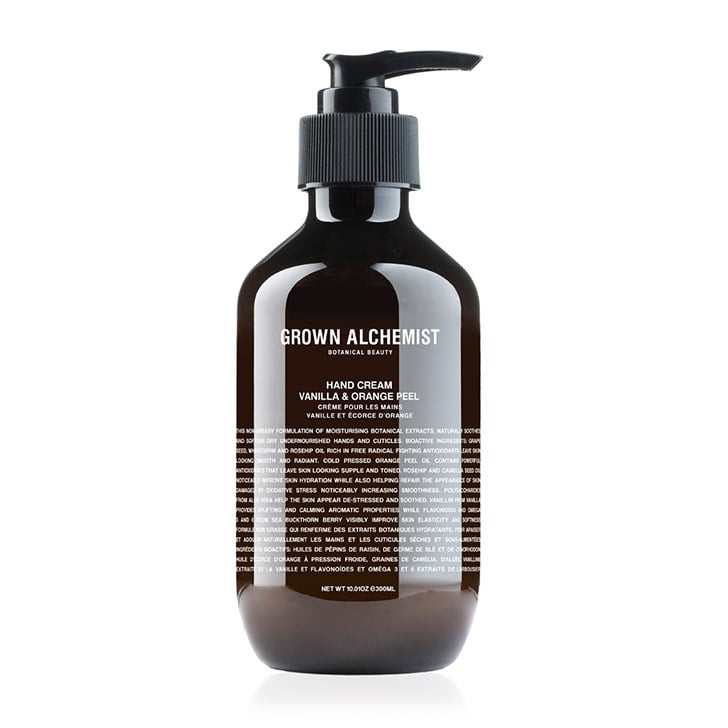 Grown Alchemist Hand Cream With Sweet Orange and Vanilla, $39.95