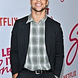 Mason Gooding at the Let It Snow Premiere