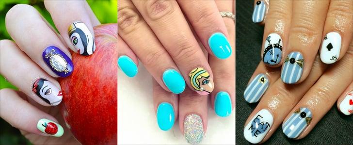 Disney Nail Art Ideas
