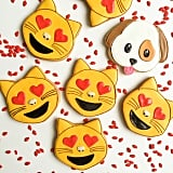 Emoji Cookies Are (Almost) Too Cute to Eat