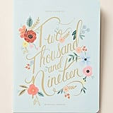 Anthropologie Rifle Appointment Notebook