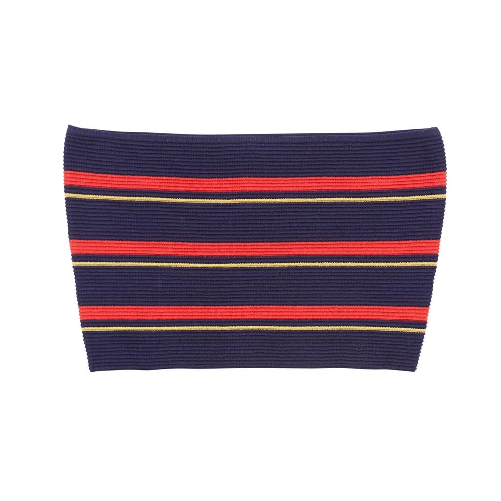 Sweater Tube Top