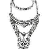BaubleBar Supernova 3-in-1 Choker & Bib Necklace Set ($72)