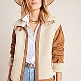 Colby Moto Sherpa Jacket