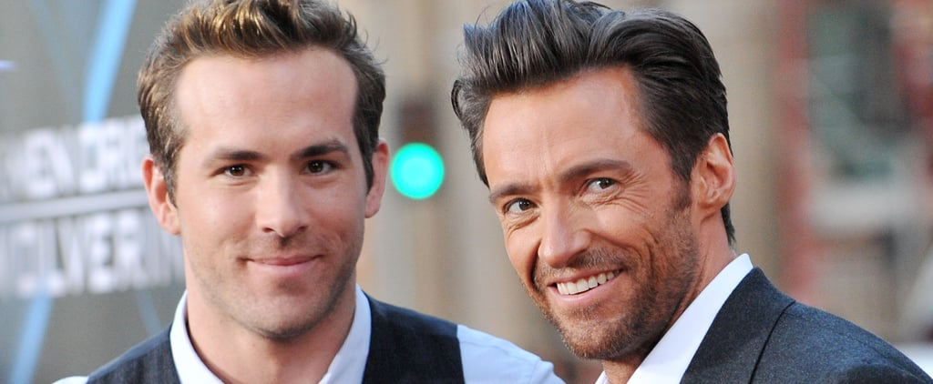 Ryan Reynolds and Hugh Jackman's Best Feud Moments