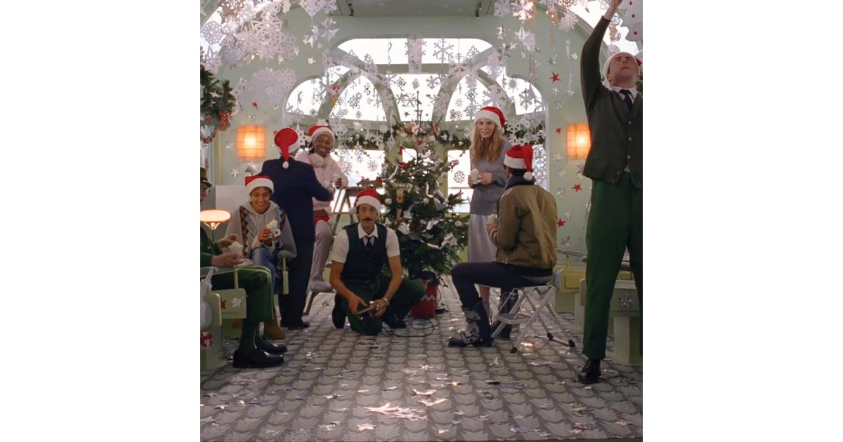 10 best christmas commercials to warm your heart popsugar fashion middle east - Best Christmas Commercials