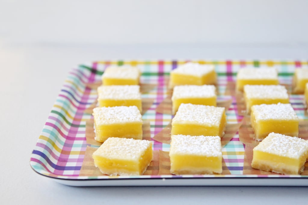 Double-Lemon Bars