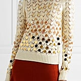 Marc Jacobs Sequin-Embellished Sweater