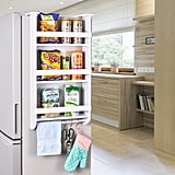 Refrigerator Side Storage Shelf