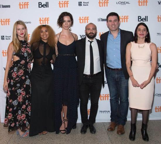 Rebecca Hall in Christine: TIFF movie review