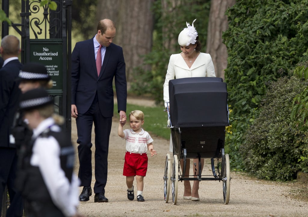 William and Kate want their children to grow up as much as possible in the countryside, so for the time being their full-time base is Anmer Hall in Norfolk. George can run and play outside in the extensive grounds, and his nursery is hidden away down a private country lane. There are trips to Kensington Palace when needed.