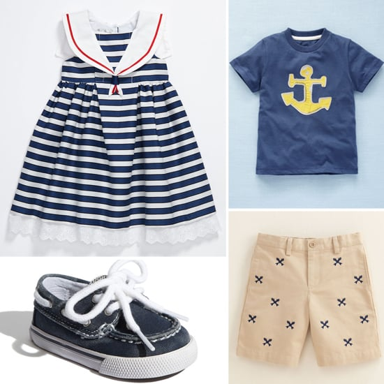 Nautical Clothing for Kids