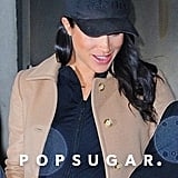 Meghan Markle Leaving For Airport in NYC Feb. 2019