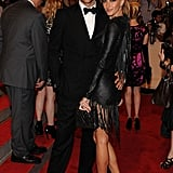 Tom Brady and Gisele Bundchen in Alexander Wang