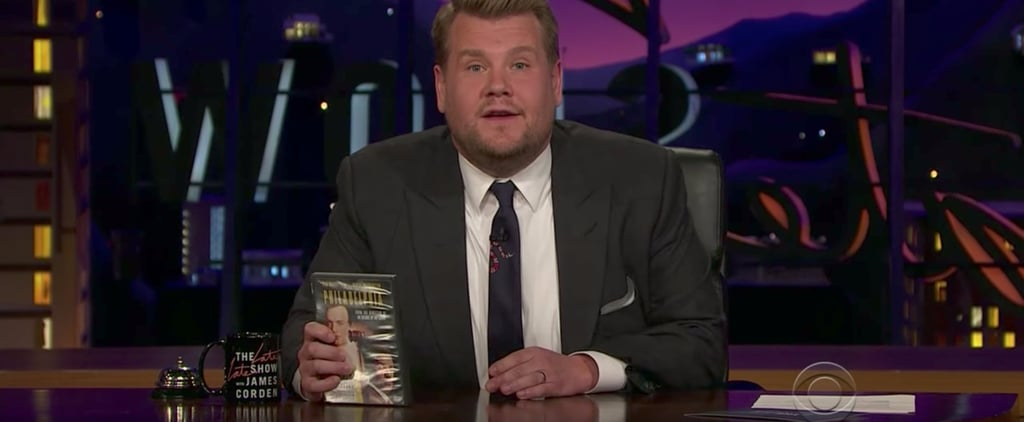 Why James Corden Just Sent  297 Copies of an Old Tom Hanks Movie to Donald Trump