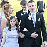 The Prom Date of This Girl With Down Syndrome