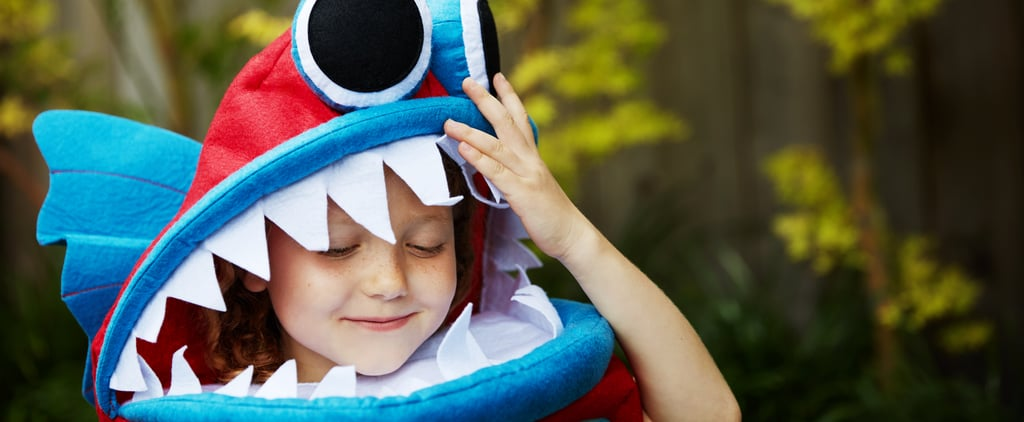 My Child Gets Too Scared to Choose Her Own Halloween Costume