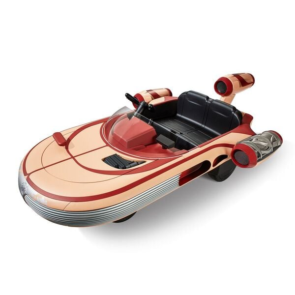 Radio Flyer Luke Skywalker's Landspeeder  ($50)