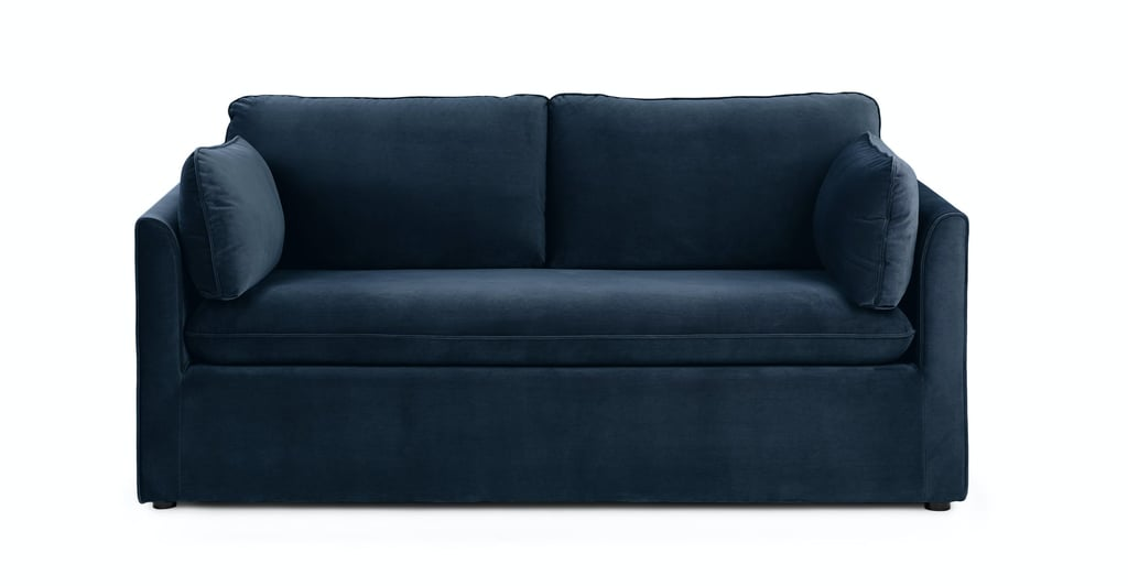 Article Oneira Tidal Blue Sofa Bed