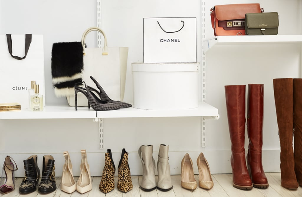 How to Organize Your Shoe Closet