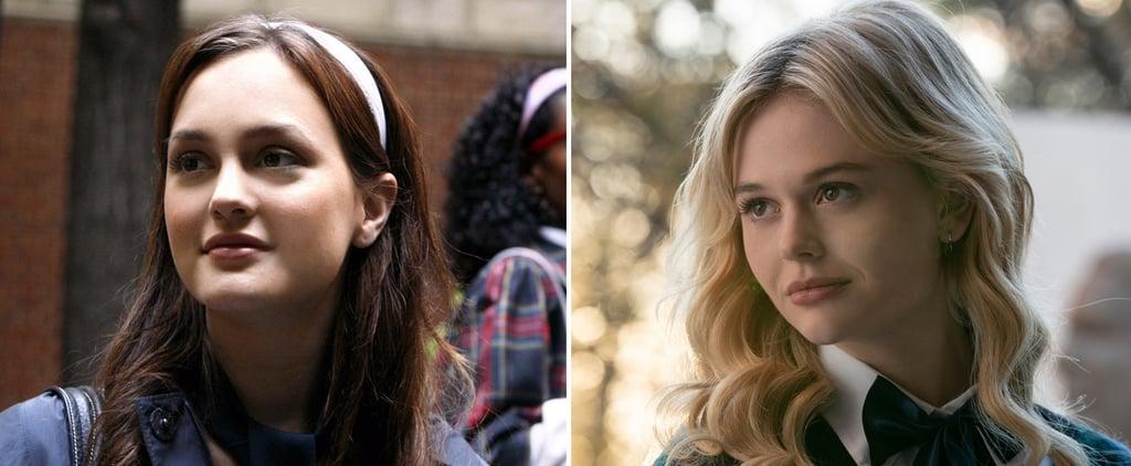 Gossip Girl's Audrey and Blair Waldorf Look So Much Alike