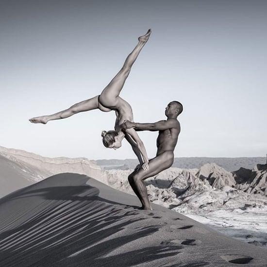 Naked Partner Yoga