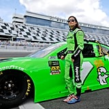 2014: Danica Patrick's Daytona 500 Makes History
