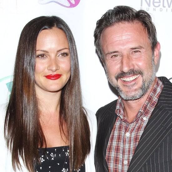 David Arquette and Christina McLarty Are Married