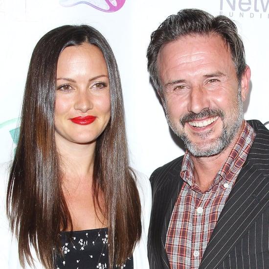 David Arquette Marries Christina McLarty