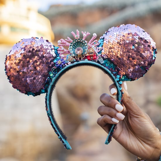 See Betsey Johnson's Little Mermaid Ears For Disney