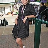Charli XCX at Day 1 of Wimbledon