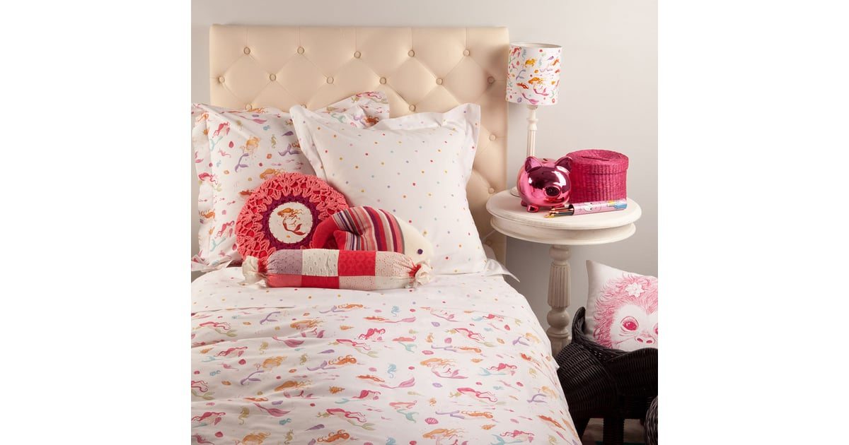 zara home kids mermaid bedding kids and baby bedding for. Black Bedroom Furniture Sets. Home Design Ideas