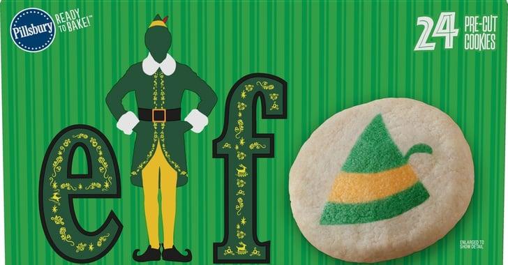 "Me to Pillsbury's New Buddy the Elf-Themed Sugar Cookies: ""I love you! I lov..."