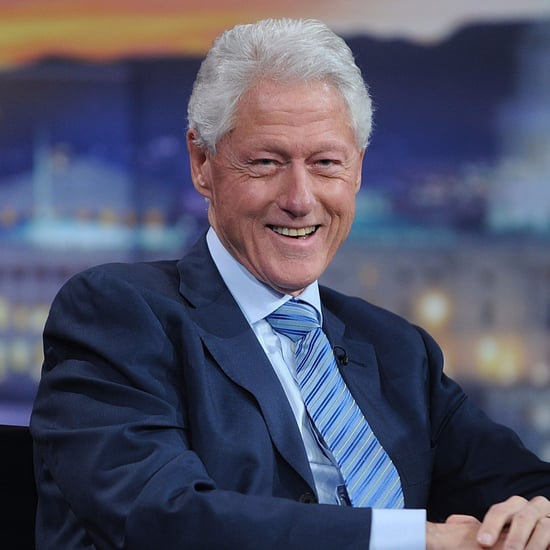 Daily Show Trevor Noah Surprises Bill Clinton With Balloons