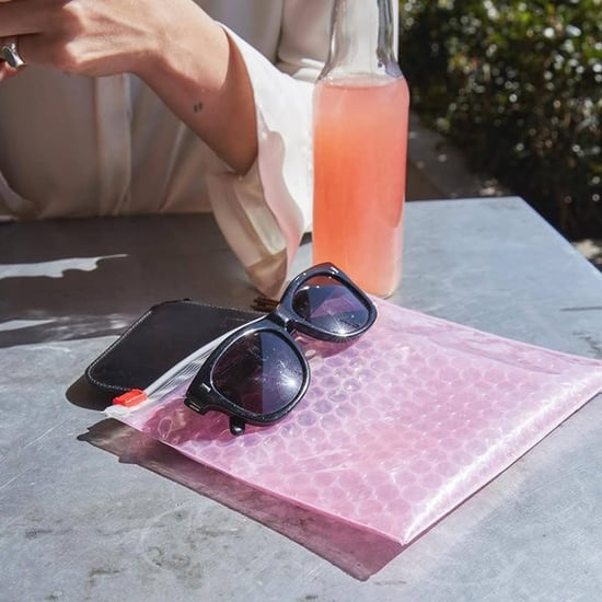 How to Reuse the Glossier Pink Pouch