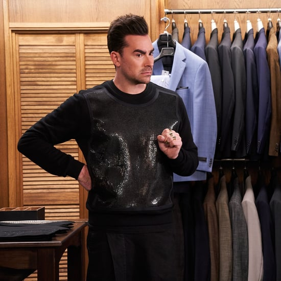 Dan Levy's Best Eyebrow Moments on Schitt's Creek