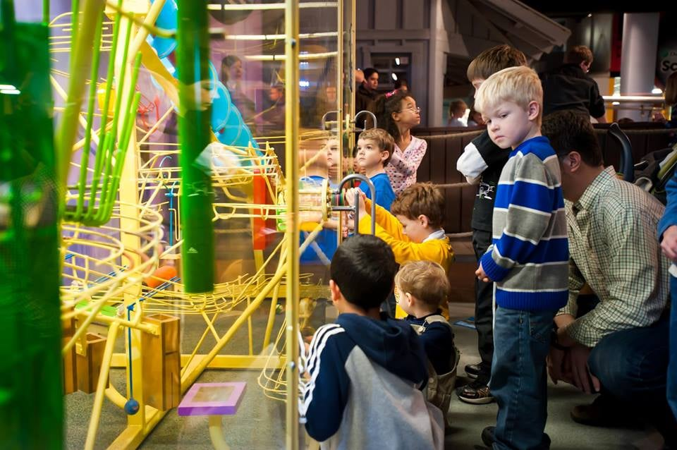 10 Travel-Worthy Children's Museums