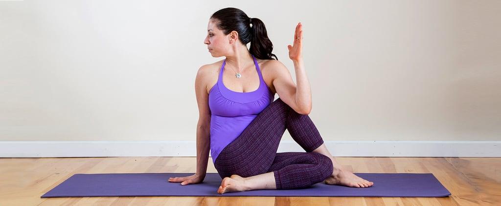 Yoga Postures for Detox