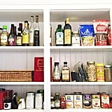 Inventory Your Pantry/Freezer/Fridge.