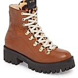 Steve Madden Boom Hiker Boots