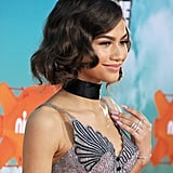 Zendaya Hair at the Kids' Choice Awards