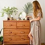 Wren Rattan Dresser
