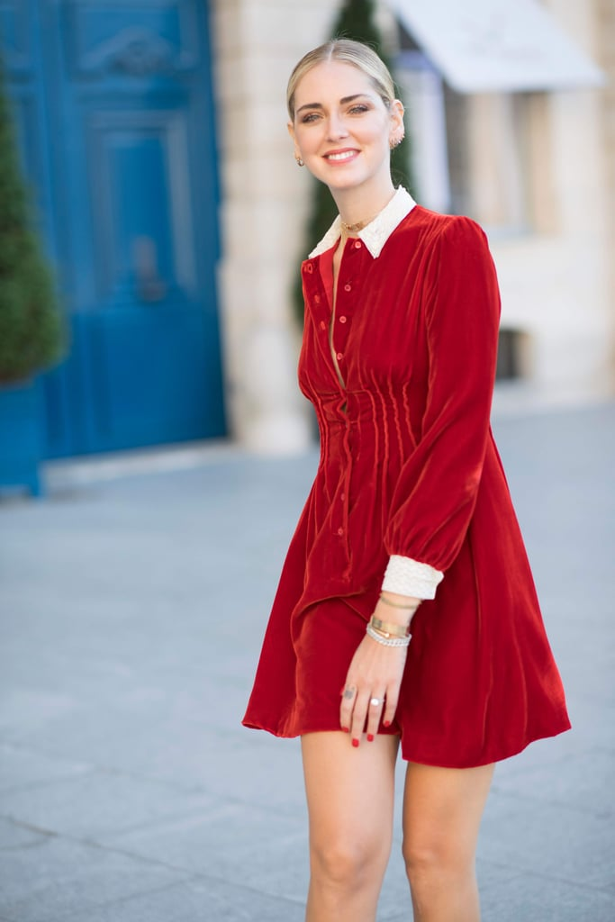 Velvet Holiday Dresses
