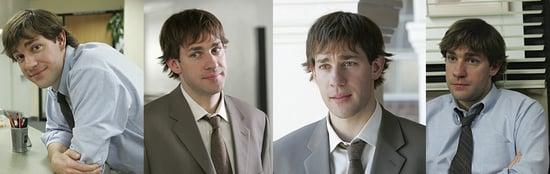 The Many(?) Facial Expressions of John Krasinski