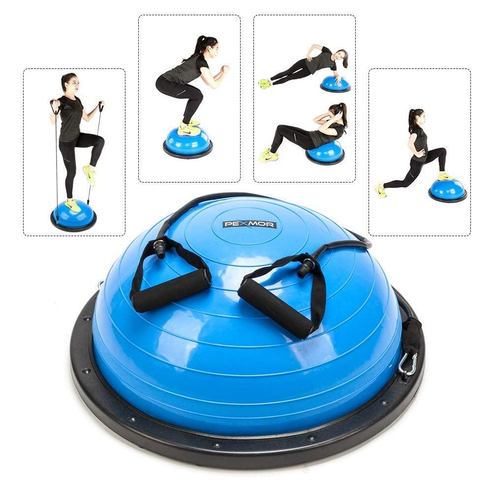 Pexmor Yoga Half Ball Balance Trainer