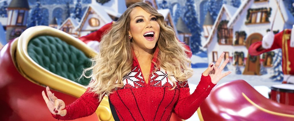 Mariah Carey Talks About Her Love of Christmas With Elle